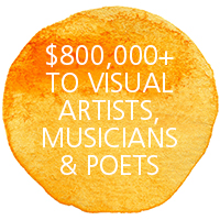 $800,000 to artists
