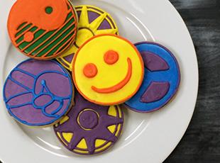Heights Arts Cookies @ Luna Bakery