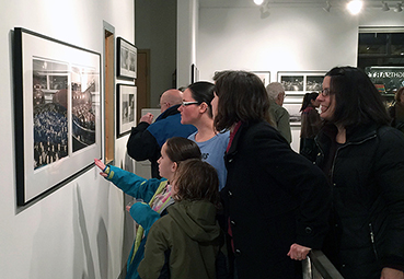 Impermanence opening reception