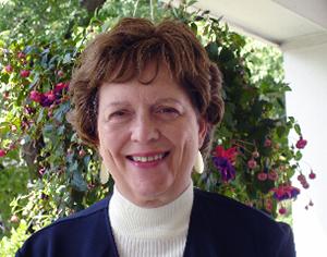 Poet Laureate Christine Howey