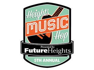 2017 Heights Music Hop