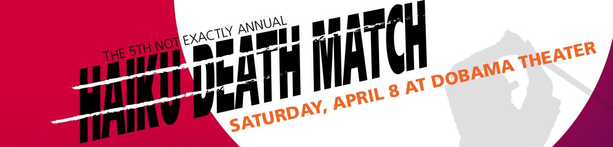 5th Haiku Death Match