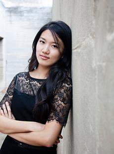 Minju Kim masterclass in violin