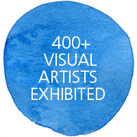 400 visual artists