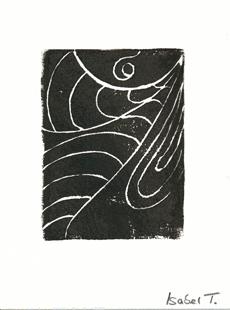 Isabel Trautwein stamp