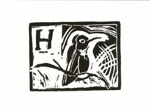 Mary Hosier stamp