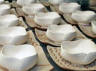 Rustic platters William Brouillard