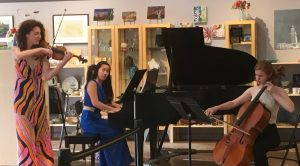 Classical Revolution Gallery Concert